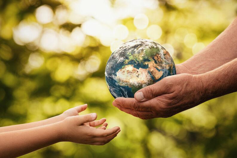 Ahorra, apoya el medio ambiente y se feliz