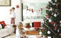 Decorar en navidad nos llena de felicidad