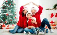 La navidad nos enseña a ser felices